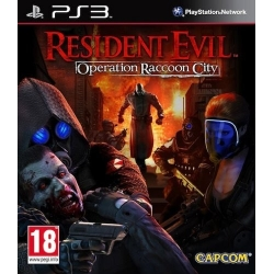 RESIDENT EVIL OPERATION RACCOON CITY nuovo per Playstation 3 PS3