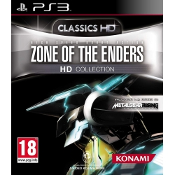 ZONEOF THE ENDERS HD COLLECTION Playstation 3 PS3 italiano