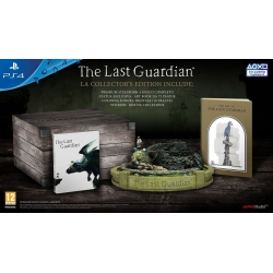 THE LAST GUARDIAN Collector's Limited Edition per PS4 Playstation 4