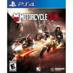 MOTORCYCLE CLUB per Playstation 4 PS4 MOTOR CYCLE CLUB