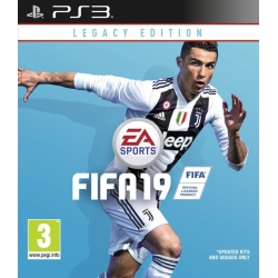 Preordine 28 settembre 2018 - FIFA 19 per Playstation 3 PS3