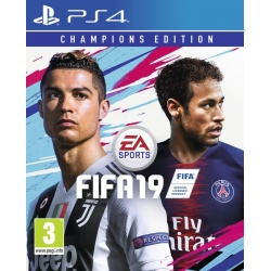 Preordine 25 settembre 2018 - FIFA 19 CHAMPIONS EDITION Playstation 4 PS4