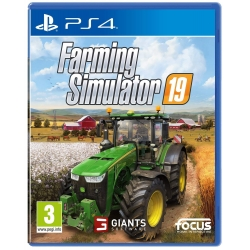 Preordine 1 novembre 2018 - FARMING SIMULATOR 19 Playstation 4 PS4 2019