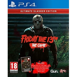 Preordine 7 settembre 2018 - FRIDAY THE 13TH ULTIMATE SLASHER Playstation 4 PS4