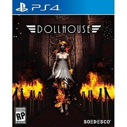 Preordine dicembre 2018 - DOLLHOUSE per Playstation 4 PS4 DOLL HOUSE