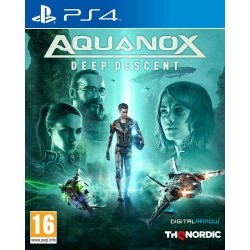 Preordine dicembre 2018 - AQUANOX DEEP DESCENT per Playstation 4 PS4