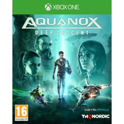 Preordine dicembre 2018 - AQUANOX DEEP DESCENT per Xbox One xboxone