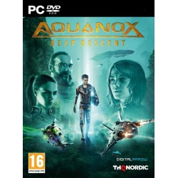 Preordine dicembre 2018 - AQUANOX DEEP DESCENT per PC