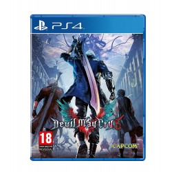 Preordine 2019 - DEVIL MAY CRY 5 V nuovo Playstation 4 PS4