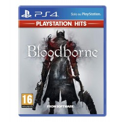 BLOODBORNE per Sony Playstation 4 PS4 nuovo italiano BLOOD BORNE Hits