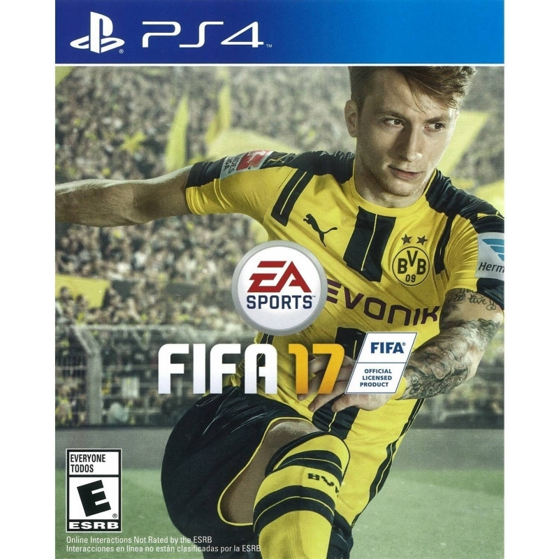 Preordine 29-09 FIFA 17 nuovo per PS4 Playstation 4 italiano