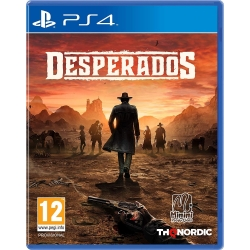 Preordine 2019 - DESPERADOS 3 III per Playstation 4 PS4