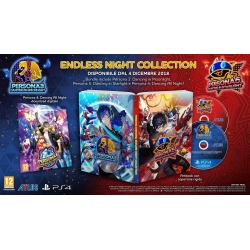 Preordine 4 dicembre 2018 - PERSONA ENDLESS NIGHT COLLECTION Playstation 4 PS4