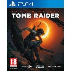 SHADOW OF THE TOMB RAIDER per PLAYSTATION 4 PS4 nuovo italiano