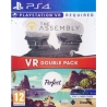 THE ASSEMBLY + PERFECT - VR DOUBLE PACK per Playstation 4 PS4 italiano