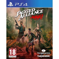 Preordine 6 novembre 2018 - JAGGED ALLIANCE RAGE PS4 Playstation 4