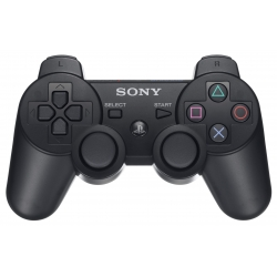nuovo Controller ORIGINALE Sony Playstation 3 Dualshock Wireless PS3 Nero Bulk