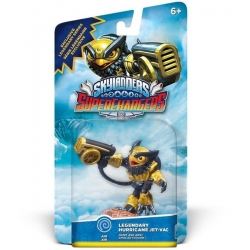 personaggio LEGENDARY HURRICANE JET-VAC per Skylanders SuperChargers SUPER CHARGERS