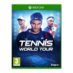 TENNIS WORLD TOUR nuovo per XBOX ONE italiano xboxone