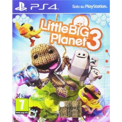 LITTLE BIG PLANET 3 per Sony Playstation 4 PS4 italiano