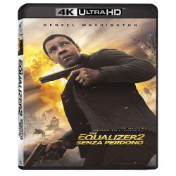 Preorder 9 gennaio 2019- THE EQUALIZER 2 SENZA PERDONO 4K Ultra HD + Blu-Ray