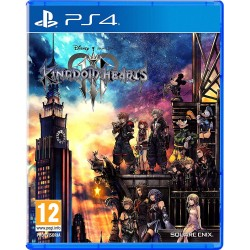 Preordine 29 gennaio 2019 - KINGDOM HEARTS III 3 PS4 Playstation 4