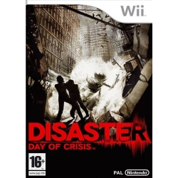 DISASTER DAY OF CRISIS per Nintendo WII italiano