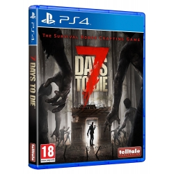 7 DAYS TO DIE per Sony Playstation 4 PS4 NUOVO