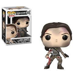 FUNKO POP! LARA CROFT - Games Tomb Raider 333 Action Figure