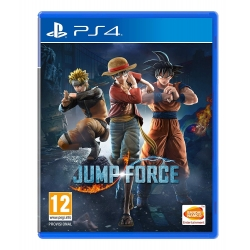 Preordine 2019 - JUMP FORCE nuovo Playstation 4 PS4 italiano