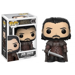 FUNKO POP! JON SNOW - Il Trono di Spade 49 Action Figure Game of Thrones