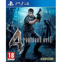 RESIDENT EVIL 4 per Sony Playstation 4 PS4 nuovo