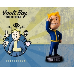Action Figure FALLOUT 76 Vault Boy 111 Bobbleheads - Series One: Perception by Gaming Heads