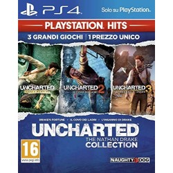 UNCHARTED THE NATHAN DRAKE COLLECTION Playstation 4 PS4 nuovo italiano es