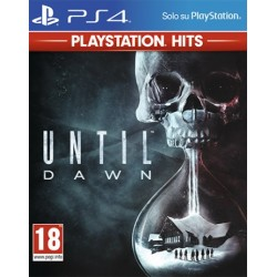 UNTIL DAWN per Sony Playstation 4 PS4 italiano nuovo hits