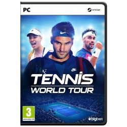 TENNIS WORLD TOUR per PC nuovo