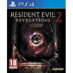 RESIDENT EVIL REVELATIONS 2 per Playstation 4 PS4 nuovo