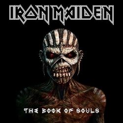 IRON MAIDEN - The Book of Souls - CD Audio - 2010